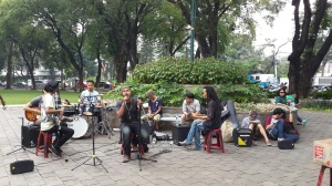 band di taman surapati...i'm easy like sunday morning