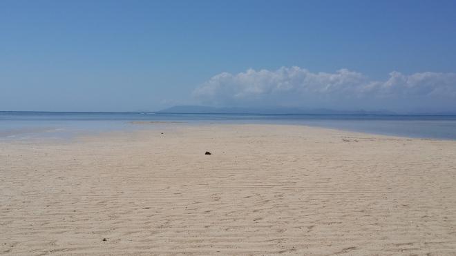 gosong pasir yang kece